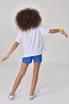 bilcee Beyaz Kız Çocuk T-Shirt GS-8150 3