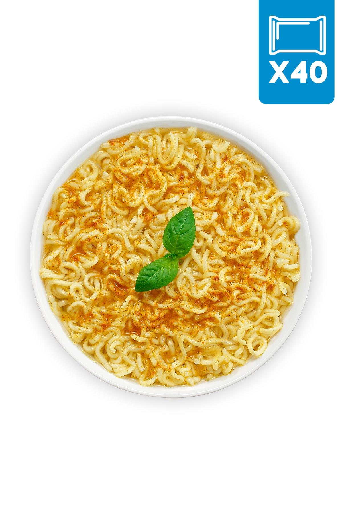 Indomie Indomie 40'lı Köri Aromalı Hazır Noodle Paket 2