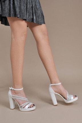 تصویر از Kadın  Sedef Klasik Topuklu Ayakkabı