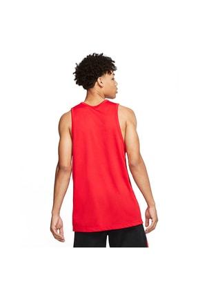 Nike Erkek Bv9387-657 Dri-fit Top Basketbol Atlet 1