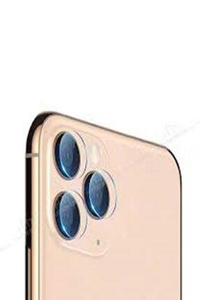 YGT Iphone 11 Pro Max Kamera Koruyucu Temperli Kırılmaz Cam 2