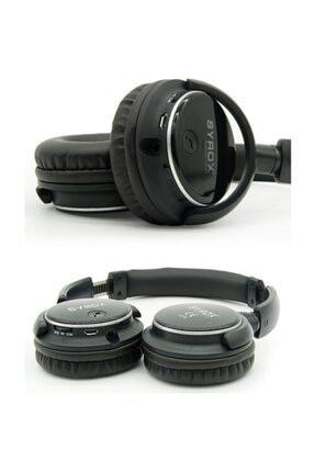Syrox S16 Kablosuz Bluetooth Kulak Üstü Kulaklık 1