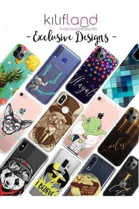 Kılıfland Samsung Galaxy A01 Silikon Resimli Kapak Cactus Smile Stok 1030 1