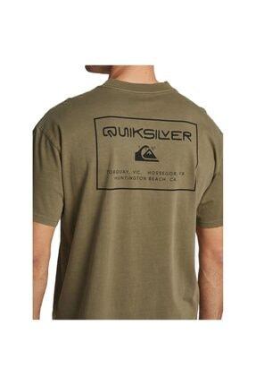 Quiksilver X Comp Erkek T-shirt 3