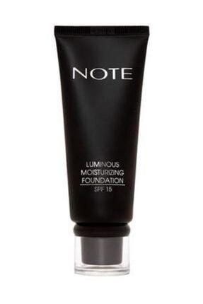 Note Cosmetics Fondöten