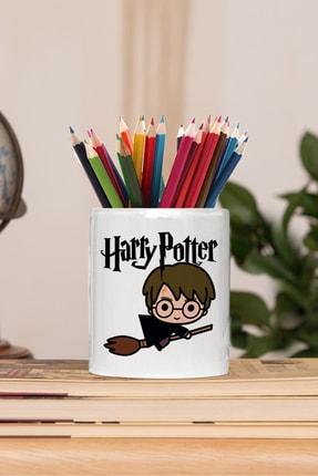 2K Dizayn Harry Potter Tasarım Seramik Kalemlik 0