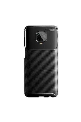 Telefon Aksesuarları Redmi Note 9s Silikon Kılıf Siyah 1