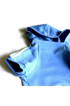 Kemique Mavi Adidog Cutie Kapşonlu Sweatshirt Orta Ve Büyük Irklar Için ( 8xl / 30 - 35 Kg ) 3