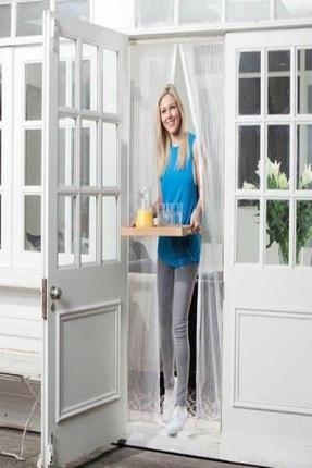 adisda Mıknatıslı Pencere Kapı Sinekliği Sineklik Tülü Perde 0