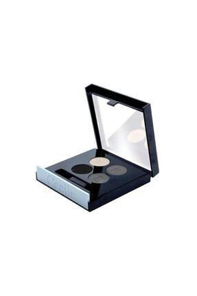 Dünya Cecile Matte Quattro Eyeshadow 4lü Far 801 Grey Effect 0