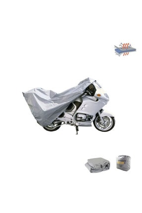 UygunPLUS Ducati Supersport Arka Çanta Uyumlu Motor Branda Örtü 0