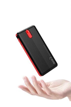 AKSESUARİZM Huawei Y6 Pro Uyumlu 10.000 Mah Akıllı Şarj Modlu Yüksek Hızlı Powerbank 0