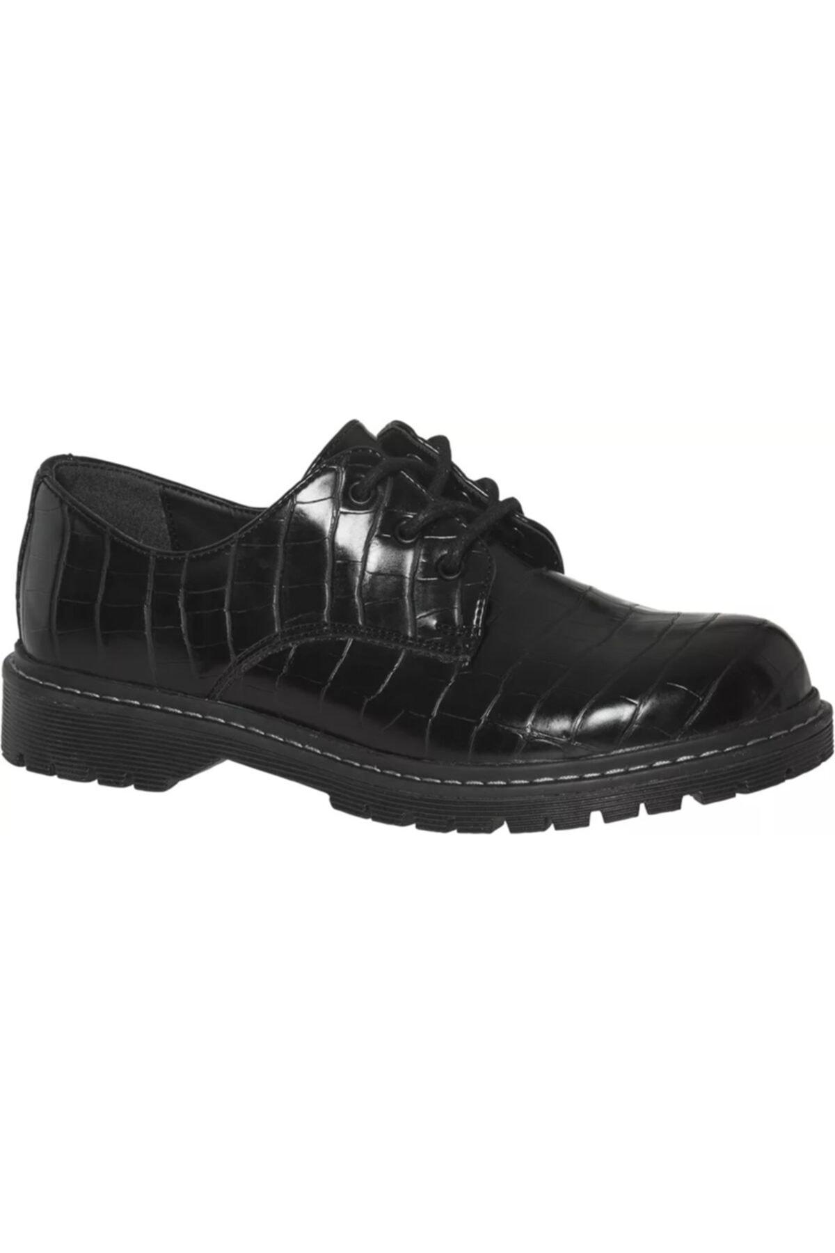 Graceland Deichmann Kadın Siyah Ayakkabı