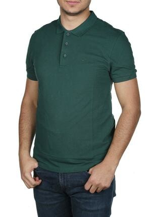 Cazador Erkek Yeşil Polo Yaka T Shirt 4613 0