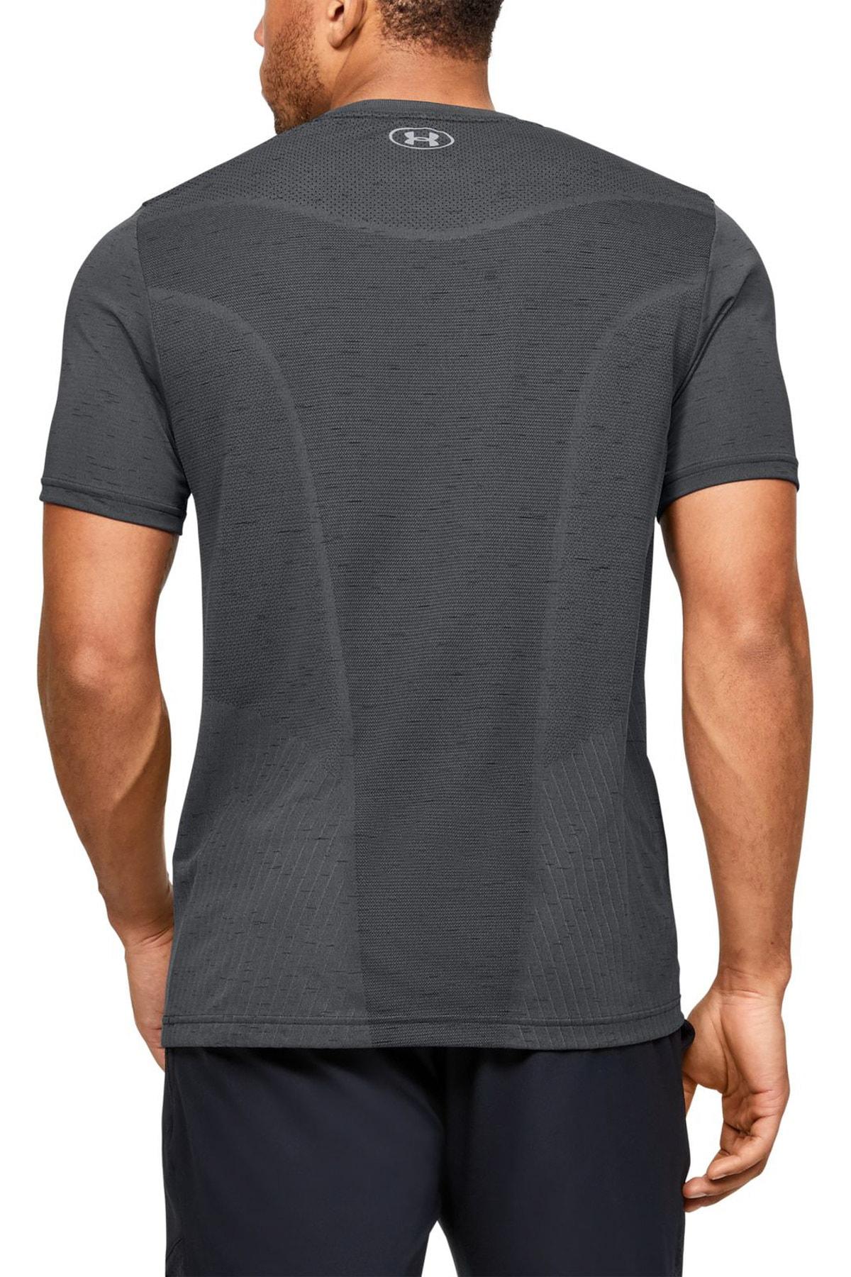 Under Armour Erkek Spor T-Shirt - Ua Seamless Ss - 1351449-012