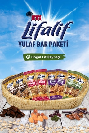 Eti Yulaf Bar Paketi 0