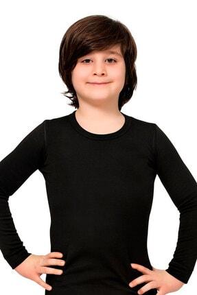 Picture of Erkek Çocuk Siyah Uzun Kollu Termal Fanila İçlik 371