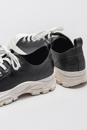 Elle Kadın Kıere Sıyah Sneaker 20KAD310 3