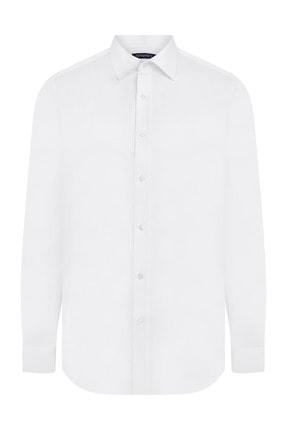 Erkek Beyaz Gömlek 20D190000095_086