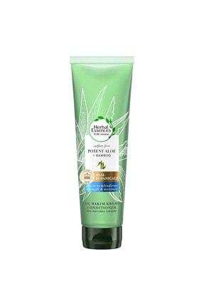 Herbal Essences Sülfatsız Güç Ve Nem Aloe + Bambu Şampuan Saç Bakım Kremi 275 Ml 1