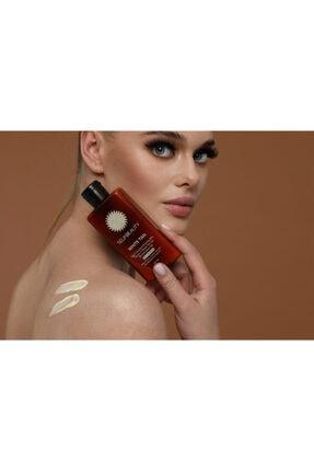 Selin Beauty Hassas ve Beyaz Ten İçin Bronzlaştırıcı Süt - White Tan Face & Body 200 ml 1