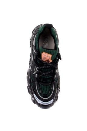 Guja Kadın Yeşil Sneakers 2