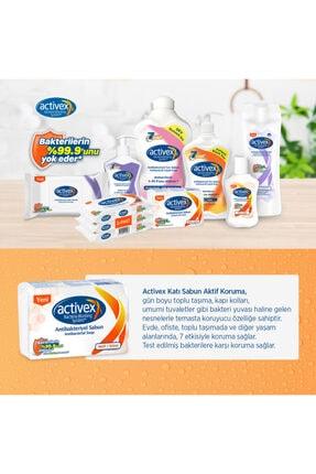 Activex Antibakteriyel 8 Adet Katı Sabun Aktif 2x320 Gr 2