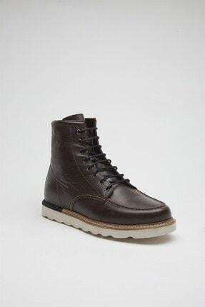 Teta Shoes Erkek Kahverengi Bot 0