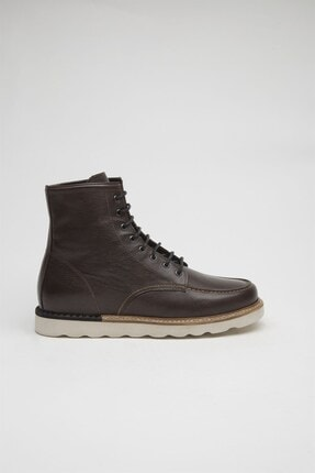 Teta Shoes Erkek Kahverengi Bot 1