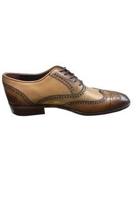 Erkek Kahverengi Kundura Ayakkabı 629MZRSMH11122464