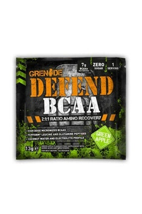 Grenade Defend Bcaa 13 G Tek Kullanımlık -tropikal Meyve 0