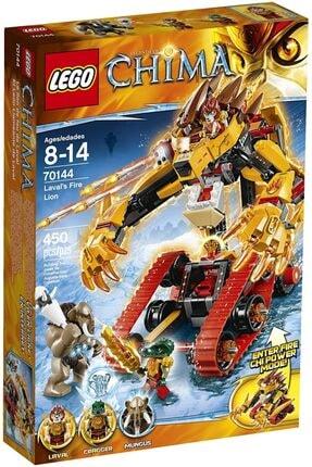 Chima Laval's Fire Lion 70144