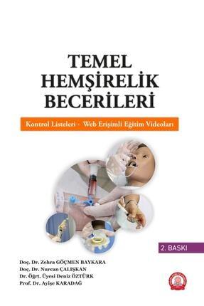 Ankara Nobel Tıp Kitapevleri Temel Hemşirelik Becerileri 0