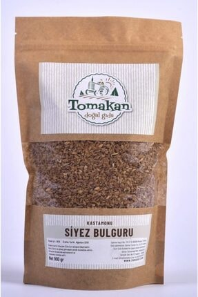 Tomakan Doğal Gıda Siyez Bulguru - Kastamonu 900gr 0