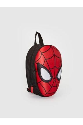 LC Waikiki Spiderman Erkek Çocuk Kırmızı Csg Sırt Çantası 1