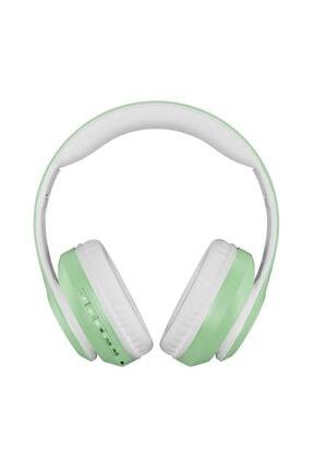 Torima Yeşil P68 Bluetooth Kablosuz Stereo Kulaklık 2