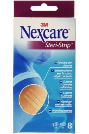 3M Nexcare Steri-strip 8'li Yara Bandı 0