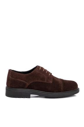 Tergan Kahverengi Süet Deri Erkek Ayakkabı 55016b85 2