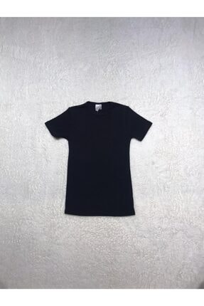 Picture of Kız Erkek Çocuk Siyah Termal Kısa Kol Içlik