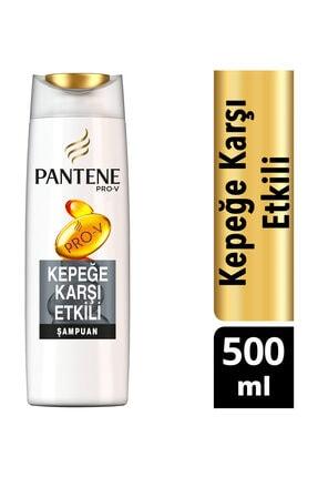 Pantene Şampuan Kepeğe Karşı etkili 500 ml 1