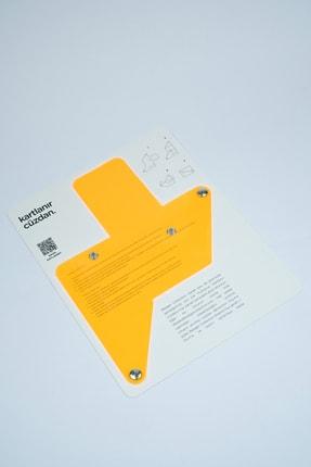 Badger Collection Katlanır Cüzdan - Unisex Kartlanır Turuncu 2