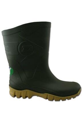Dunlop Unisex Yeşil Kısa Çizme 0