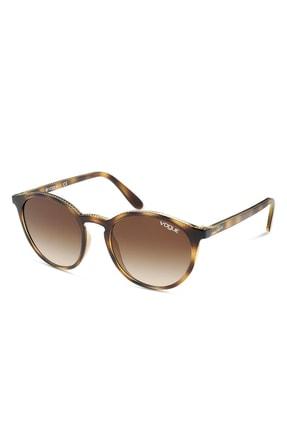 Vogue Kadın Yuvarlak Güneş Gözlüğü VO5215S W65613 51 0