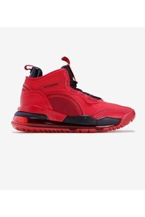 Nike Unisex Kırmızı Basketbol Ayakkabısı Air Jordan Aerospace 720 Bv5502-600 0