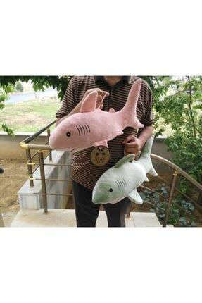 MY toys Uyku Arkadaşım Yumuşak Köpek Balığı - 50 Cm. 3