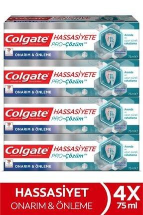 Colgate Hassasiyete Pro Çözüm Onarım Ve Önleme Pro Relief Diş Macunu 4x 75 ml 0