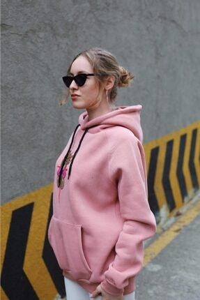 Sonsofsoo Kadın Şardonlu Sweatshirt 1