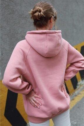 Sonsofsoo Kadın Şardonlu Sweatshirt 2