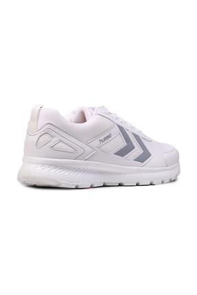 HUMMEL Unisex Beyaz Koşu & Antrenman Ayakkabısı - Hmlrush Sneaker (Spe 1