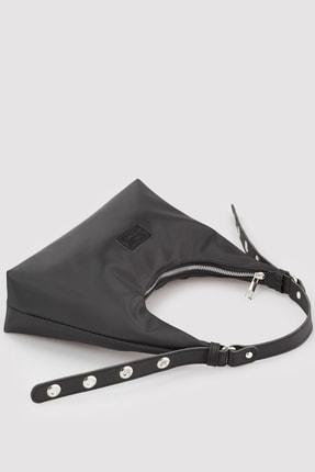 Housebags Kadın Siyah Baguette Çanta 205 3